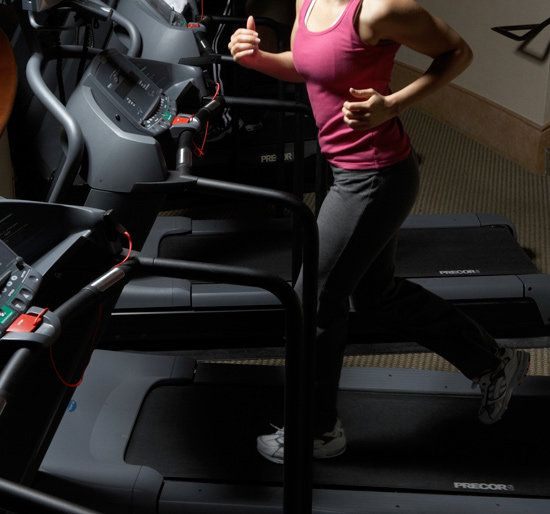 Start Running on the Treadmill