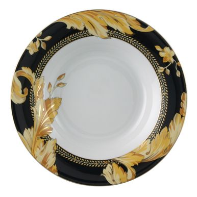 The Home Collection - Versace Rosenthal Dinnerware / Vanity Gourmet Plate $250.00