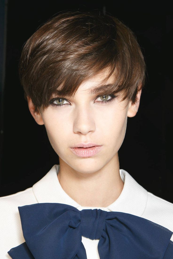 The Best Makeup Looks from Spring 2014: Inky Liner