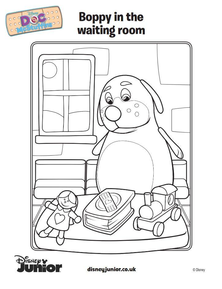 41 besten coloring pagesDoc McStuffins Bilder auf Pinterest