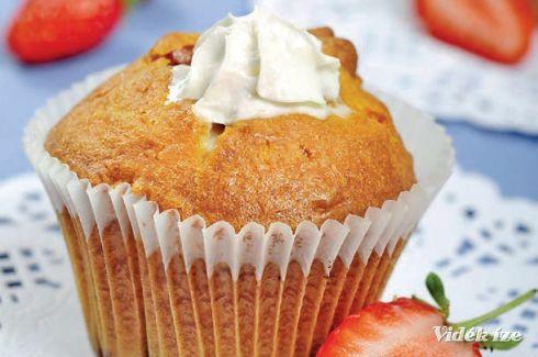 Tojáslikőrös muffin - Vidék Íze