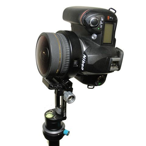 Nodal Ninja Ultimate R20 Google GTP V2 Sigma 8mm Nikon Panoramic Head for Street View