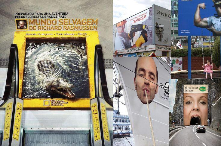 TOP20 – Campanhas Publicitárias Originais – Enche os olhos parte 1