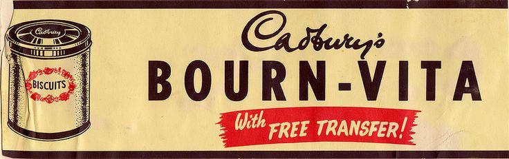 Cadbury's - Bourn-vita