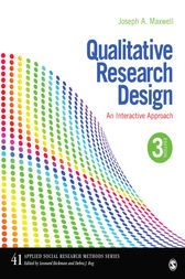 Buy, download and read Qualitative Research Design ebook online in EPUB or PDF format for iPhone, iPad, Android, Computer and Mobile readers. Author: Joseph A. Maxwell. ISBN: 9781452285832. Publisher: SAGE Publications. Qualitative Research Design: An Interactive Approach, Third Edition provides researchers and students with a user-friendly, step-by-step guide to planning qualitative research. Joseph A. Maxwell shows