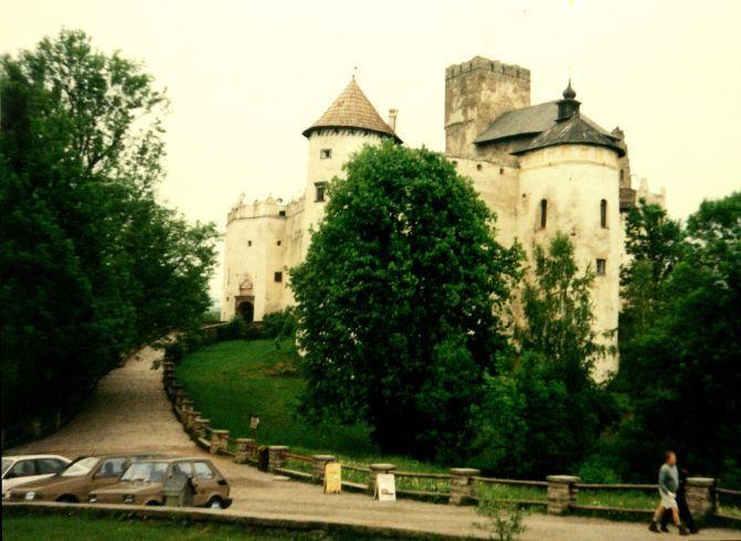 Niedzica Castle.