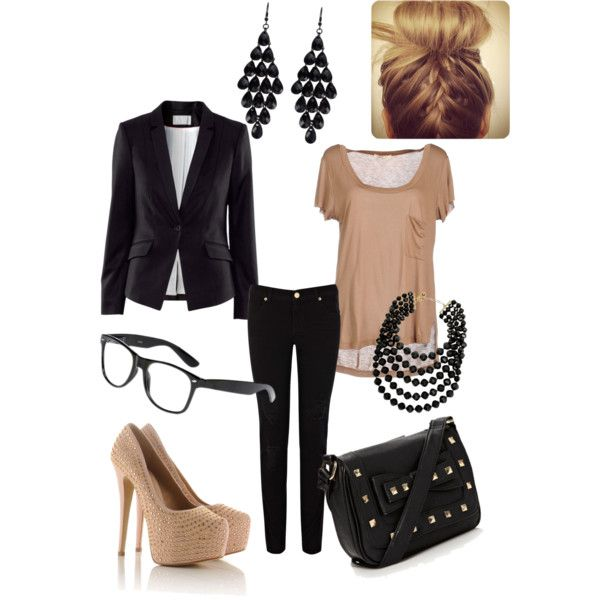 Business Casual. - Polyvore