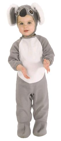 Kids Koala Costume Baby Dress Ups www.greenanttoys.com.au