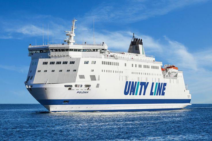 #unityline #ferry #ferries #polonia #sea  #poland