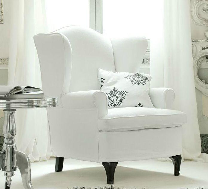 Ville Venete - Hampton Wing Back Chair