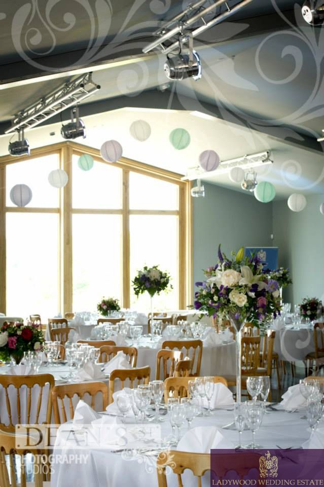 A sneak peek in to what our Wedding Pavilion looks like all dressed up! Courtesy of Andy Cross at Dean's St Photography #Wedding #Leicestershire #Bride #Venue #Events