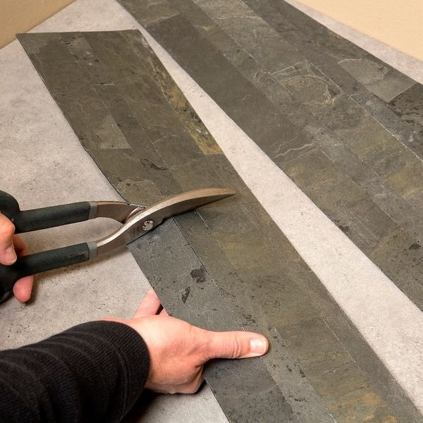 how to thinly cut slate for jewelry