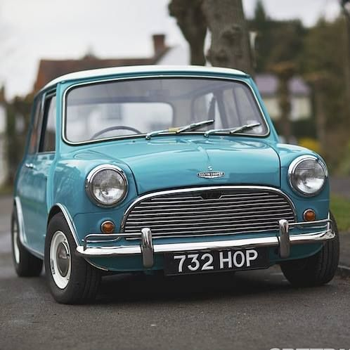 This is the first ever Cooper S
