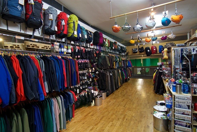 Our shop - Urbanrock at the Westway Climbing Centre, via Flickr.