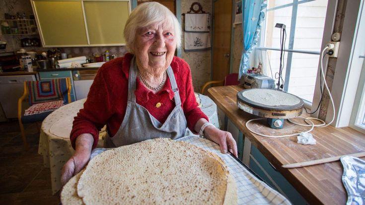 Ekslusivt: Få oppskriftene til hundreåringen Nikka