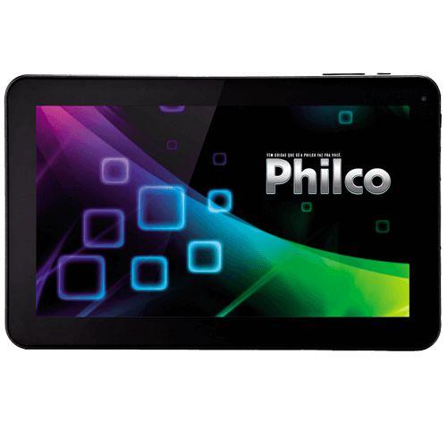 """Tablet Philco 10.1B-B211A4.0 Branco - ARM Cortex A9 - Armazenamento 8GB - Tela 10.1"""" - Android 4.1 Compre em oferta por R$ 339.00 no Saldão da Informática disponível em até 6x de R$56,50. Por apenas 339.00"""