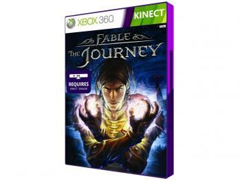 Fable: The Journey p/ Xbox 360 Kinect - Microsoft