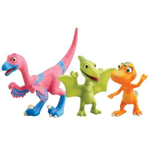 Learning Curve Dinosaur Train Collectible Dinosaur 3 Pack - Velma, Annie And Don by Learning Curve. $11.87. Velma, Annie and Don. For ages 3+. Includes three plastic dinosaurs featured on the show. Based on the Jim Henson PBS show, The Dinosaur Train. Collect all your favorite Dinosaur Train Characters. From the Manufacturer                Based on the new Henson PBS show, the Dinosaur Train collectible segment enables children to collect all of their favorite Dinosaur Train ...