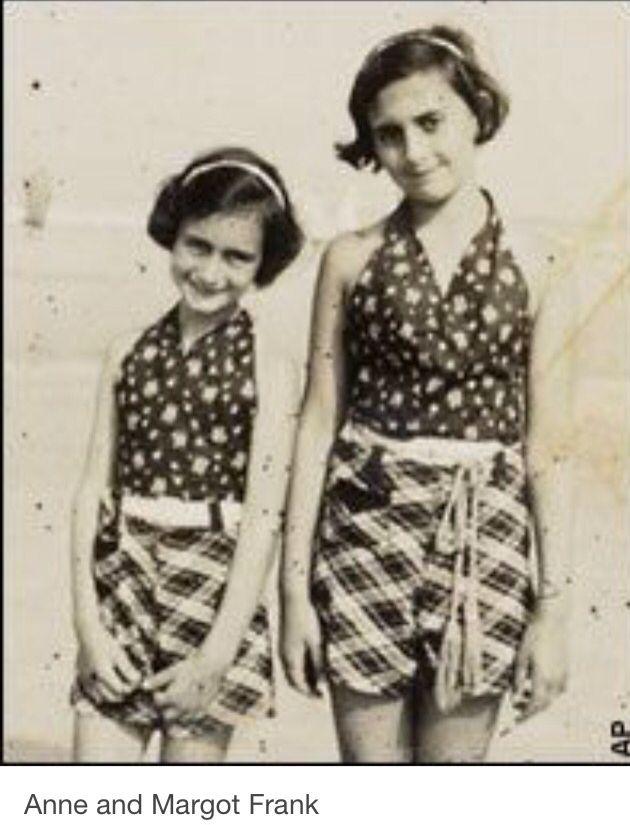 Anne and Margot