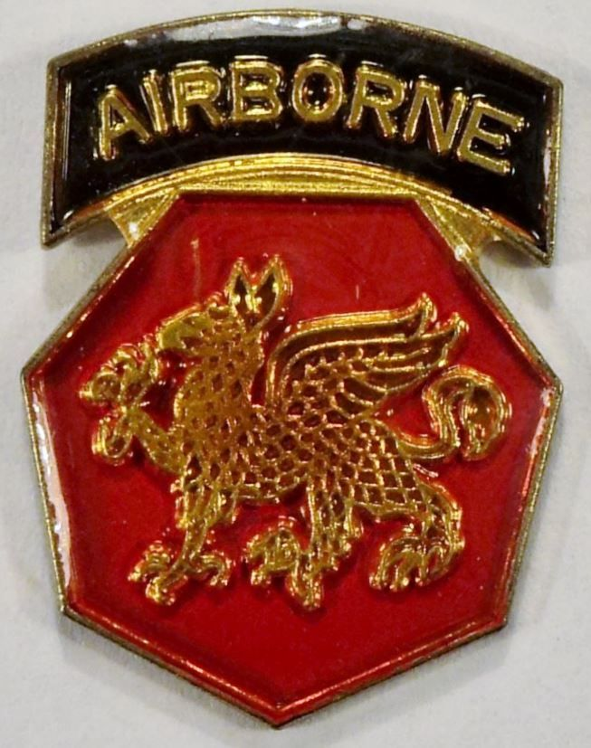 US Army 108th Airborne Division