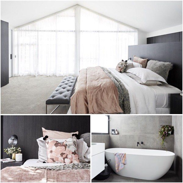@ronnieandgeorgia were only half a point behind last night's winners Josh & Elyse. And we can see why their luxe suite got such high praise from the Judges. With a gorgeous colour palette and stunning finishes we'd be very happy to call this our bedroom!! Shop the look at The Block Shop now. #theblockshop #9theblock #theblock #roomreveals #bedroom