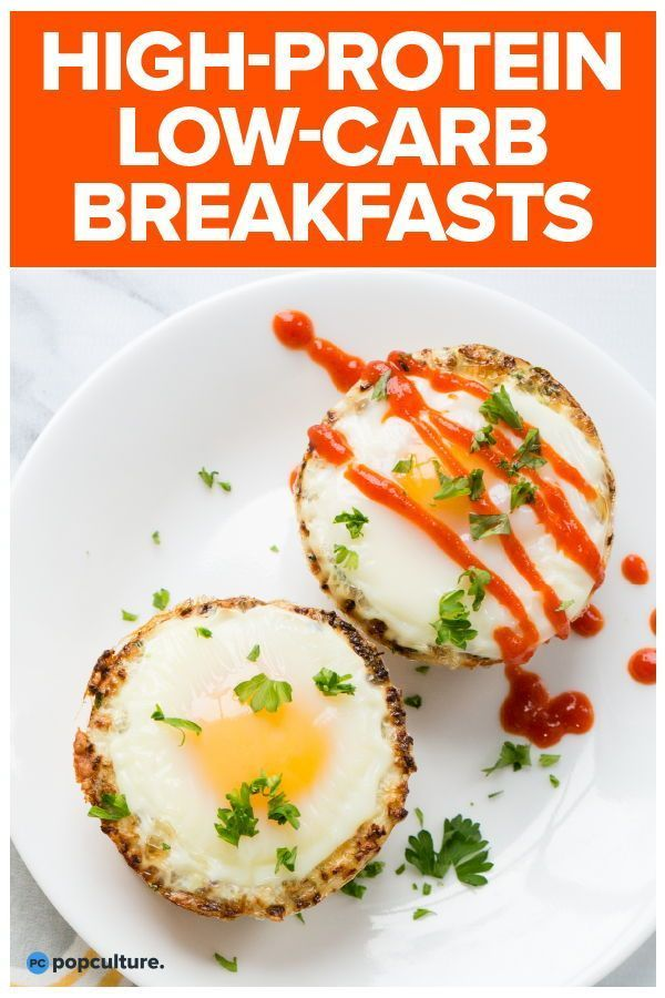 7 High Protein Low Carb Breakfast Recipes Keto Recipes