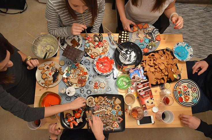 Taste me! Eat me!: Jak zrobić pyszne i przepiękne pierniczki? Ze znaj...