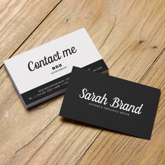 J32 Design On Twitter White Business Card Create Business Cards Personal Cards