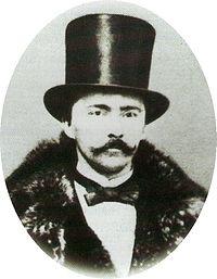 Heinrich Schliemann, German businessman and archeologist.