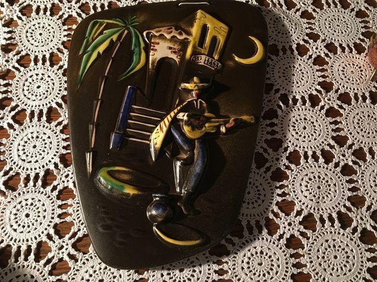 (16) FINN – Keramikk Halden veggplatte
