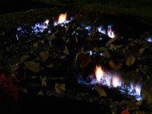 Locuri bizare din Romania: Focul Viu de la Andreiasu