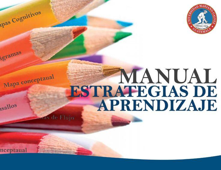 Compendio de estrategias de aprendizaje aplicable a docentes  y estudiantes de nivel superior