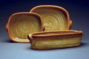 tutorial- rectangular baking dishes from ceramic arts daily