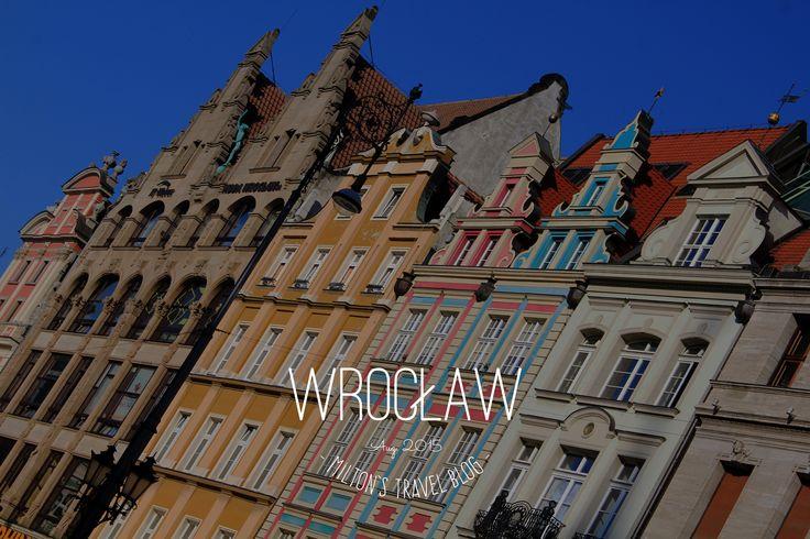 Wroclaw, Poland. August 2015  https://www.instagram.com/miltonstravelblog/