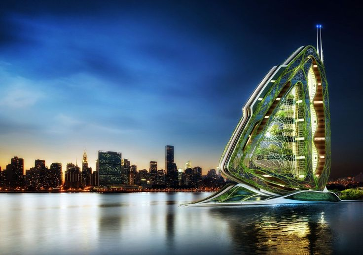 Architecture from Vincent Callebault