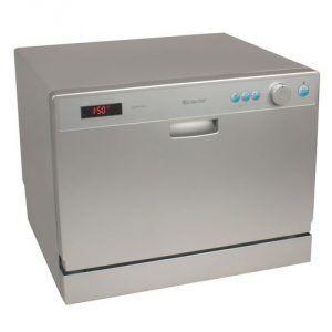 #3. EdgeStar countertop portable dishwasher