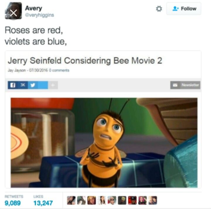 Best 25 bee movie ideas on pinterest watch bee movie for Funny movie pictures with captions