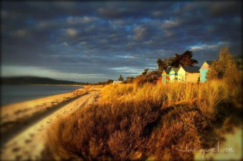 Photography Workshop / Class: Dromana Pier & Beach Huts - Monday 11th Nov 2014