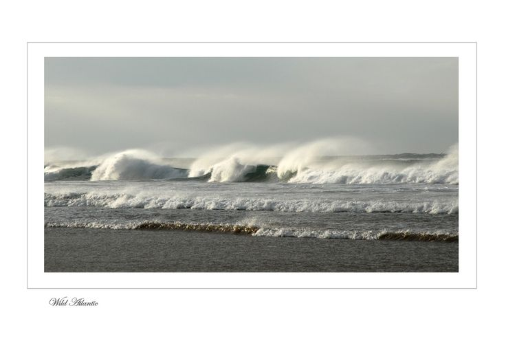 Wild Atlantic by Jessica Priddy on ArtClick.ie
