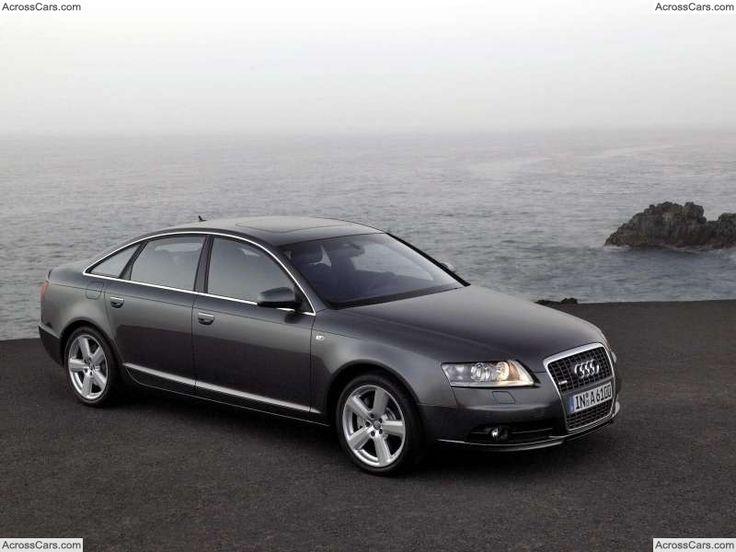 Audi A6 4.2 quattro Sline (2005)