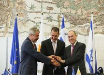 Absichtserklärung zwischen Griechenland, Zypern und Israel im Bereich Energie