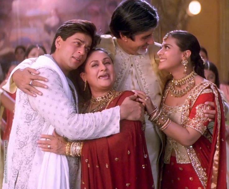 SRK in Kabhi Khushi Kabhie Gham
