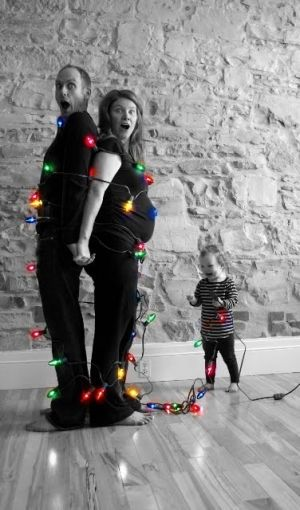 Bale Family Christmas Card Photo!