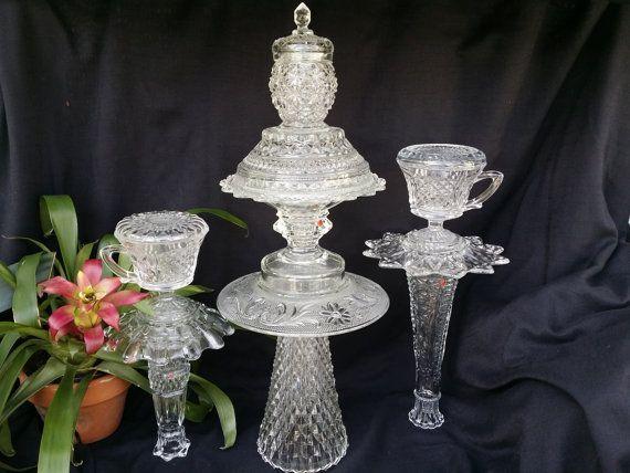 Giardino di vetro Totem  tè per due