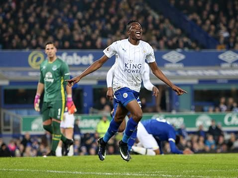 Images from Goodison Park