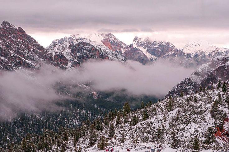 Cortina D'Ampezzo. Foto de James Stuart