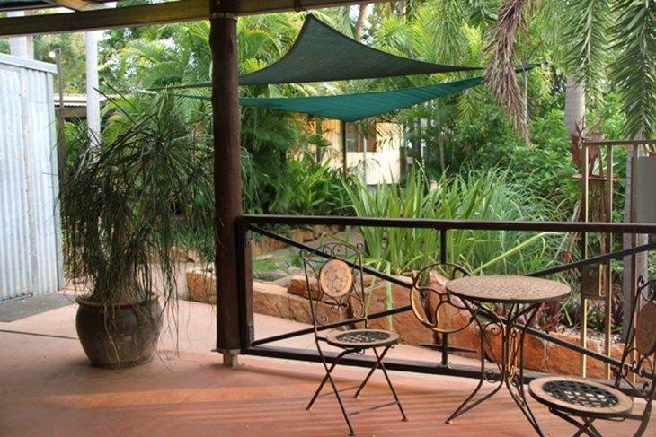 Kununurra Kimberley Croc YHA Hostel - Verandah - $85