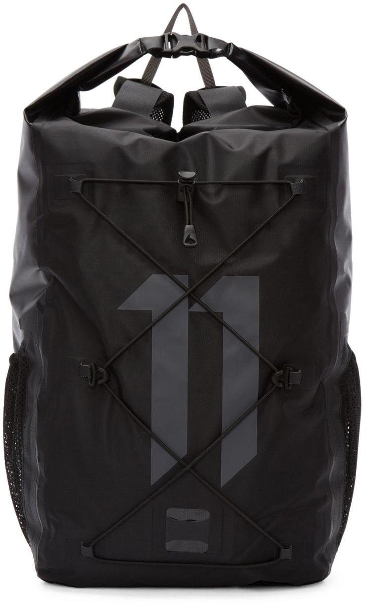 Jerry chair backpacking - 11 By Boris Bidjan Saberi Black Light Backpack