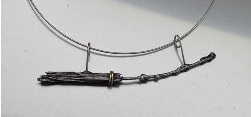 Jewellery Necklace a mixture of metals