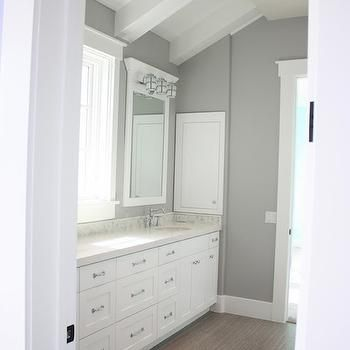 Jack And Jill Bathroom Transitional Bathroom Frazee
